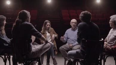 El cara a cara de Pablo Iglesias con cinco votantes en 'Salvados', en directo