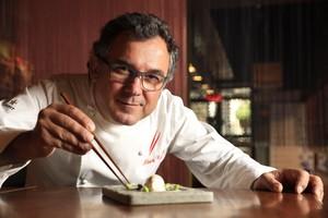 Albert Raurich, chef del restaurante Dos Palillos,revela siete secretos de la cocina japonesa.