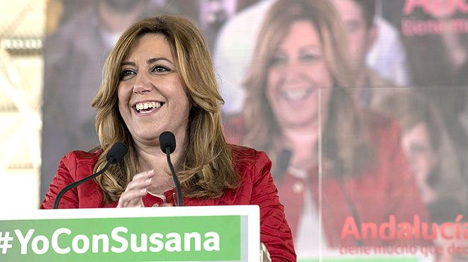 """Díaz al PP: """"Amb aquesta presidenta al capdavant de Junta no saben el que els espera"""""""