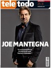 Joe Mantegna, en la portada del suplemento de televisión de EL PERIÓDICO.