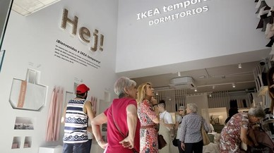 Ikea injerta sus muebles 'low cost' en plena milla de oro de Madrid