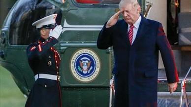 """España califica de """"insurgente"""" a Trump en un telegrama diplomático"""