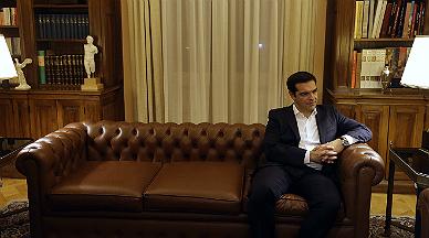 """Tsipras: """"Se ha escrito una p�gina brillante en la historia de Europa"""""""