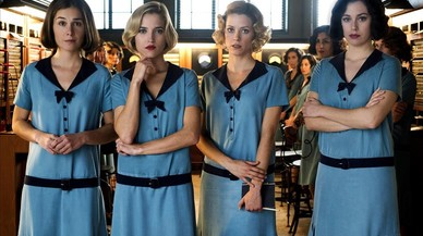La segunda temporada de 'Las chicas del cable' se estrenará el día de Navidad