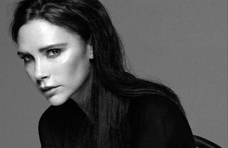 Victoria Beckham lanza su primera l�nea de maquillaje de la mano de Est�e Lauder.