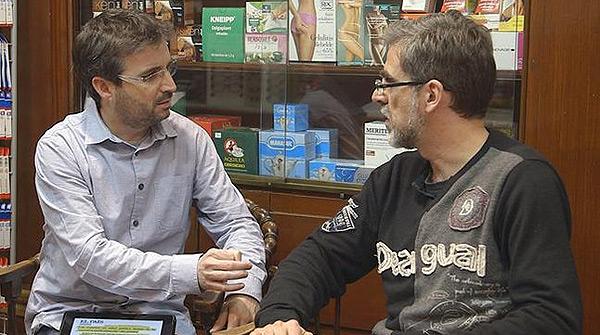 Jordi Évole posa el focus en la indústria farmacèutica