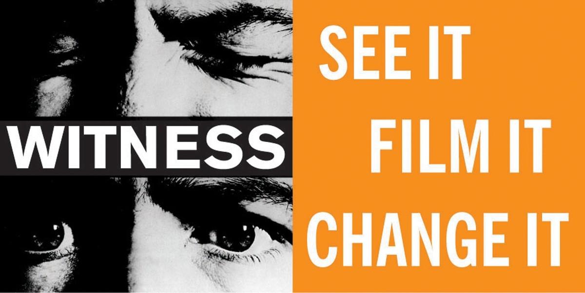 Witness: el vídeo com a eina per defensar els drets humans