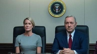 Un tiroteig paralitza el rodatge de 'House of cards'