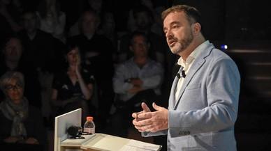 Bosch dice que ERC no investiría ahora a Colau como alcaldesa