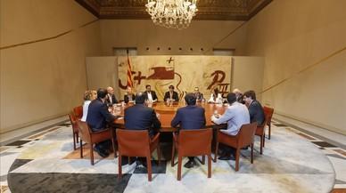 La guerra larvada a la Generalitat tensa els preparatius del referèndum unilateral