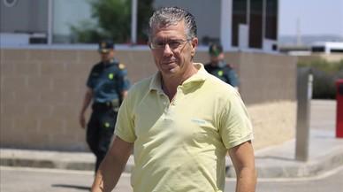 "Granados: ""Els problemes d'Esperanza Aguirre tenen el seu origen en Ignacio González"""