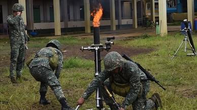 El Parlamento de Filipinas aprueba la ley marcial en la isla de Mindanao para combatir a los yihadistas