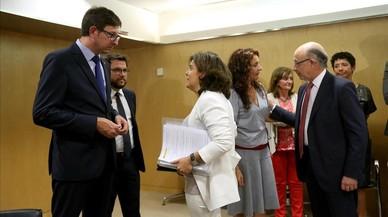 Catalunya rebrà 19.111 milions de finançament el 2018
