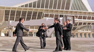 Y el tsunami privatizador de Aznar llegó a los aeropuertos