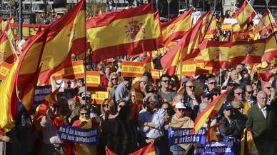Els ultres pressionen Rajoy perquè empresoni Puigdemont