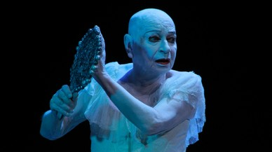 Lindsay Kemp, poeta de la pantomima a Porta Ferrada