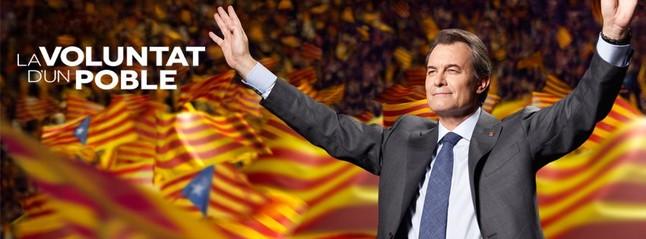 Cartel electoral CiU, Artur Mas