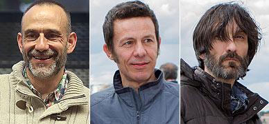 Marginedas, Espinosa y Garcia Vilanova, ganadores del premio Vázquez Montalbán