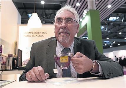 Bebida 8 Jordi Pou, propietario de Coffee Center.