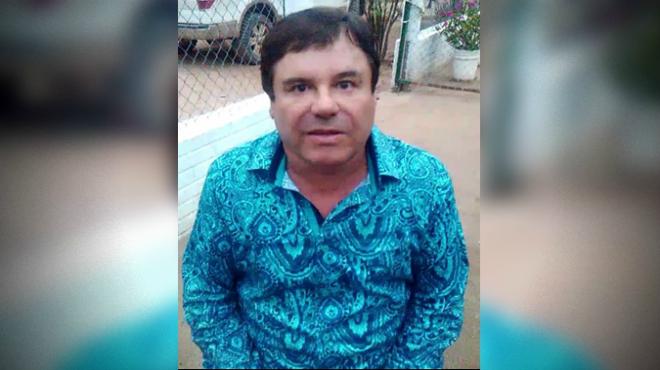 Vídeo de la entrevista a El Chapo Guzmán