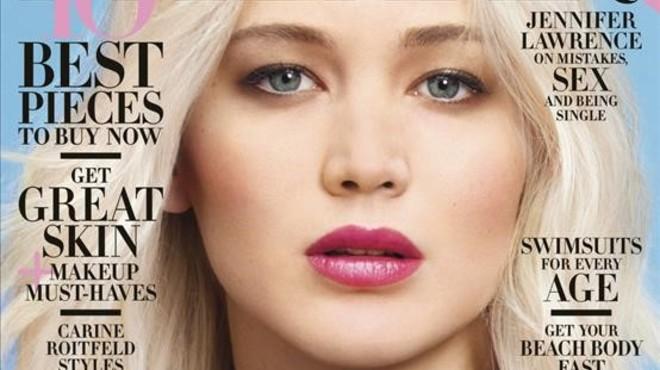 Jennifer Lawrence parla sobre els cànons de bellesa, de la seva intolerància a l'alcohol i del sexisme salarial