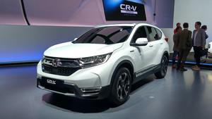 Honda CR-V Hybrid Prototipo