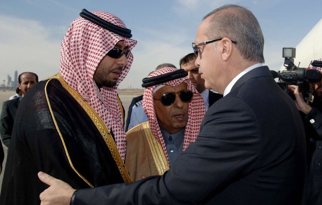 Orgía criminal de un príncipe saudí en Beverly Hills