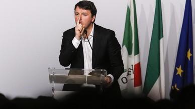 Renzi dimiteix com a secretari general del Partit Demòcrata per tornar-se a presentar