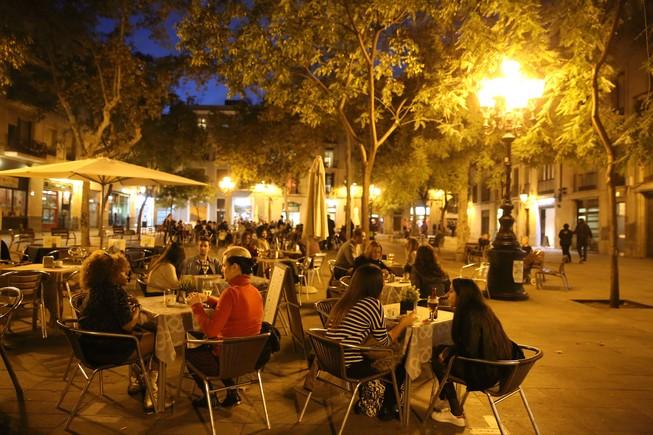 Plaza d 39 osca prisioneros de las terrazas entre todos - Artesiete cartelera las terrazas ...