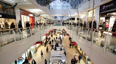 Centro comercial Diagonal Mar.