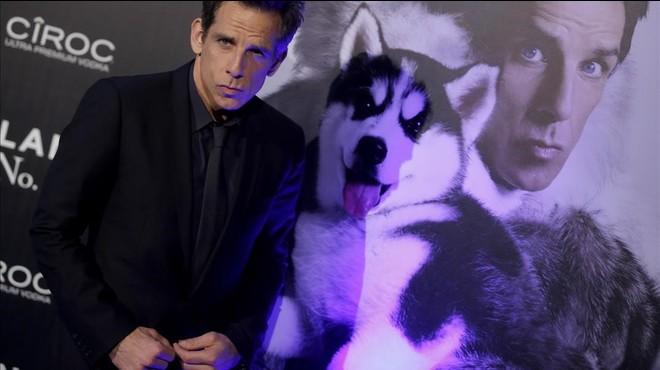 Ben Stiller, durante la presentaci�n de 'Zoolander 2' en Madrid.