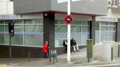 Inspección de Trabajo insta al Ayuntamiento de Santa Coloma a corregir deficiencias en la comisaría de policía