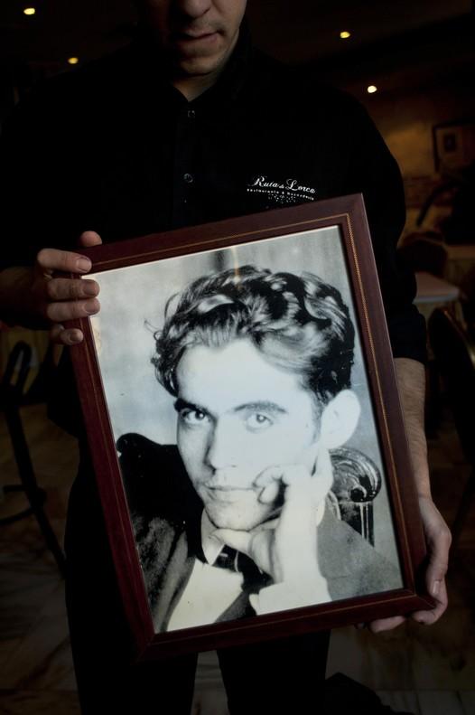 García Lorca, el pulso herido