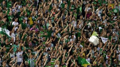 El Chapecoense fitxa quatre jugadors i negocia amb 10 més