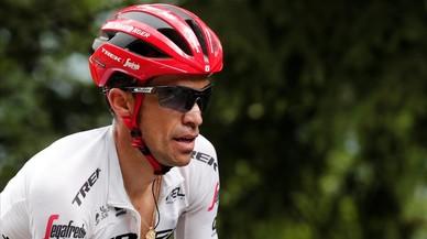 ¿Último Tour de Contador?