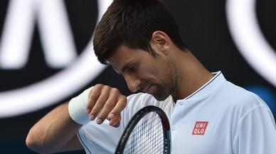 Djokovic cau a Austràlia
