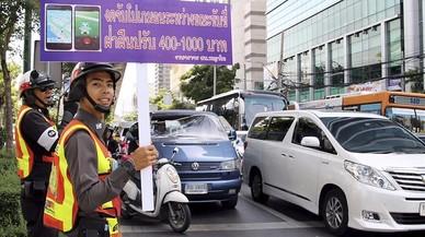 L'Ajuntament de Bangkok crea la unitat policial Pokémon Go