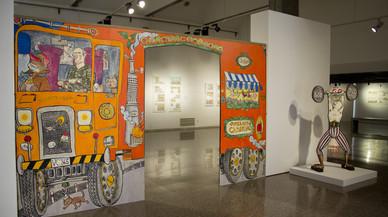 El Centre Cultural Terrassa acull una mostra antològica amb il·lustracions de Pilarín Bayés