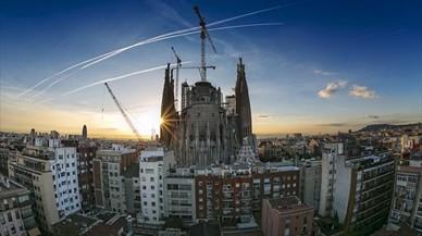 La Sagrada Família, la Casa Batlló y la Font Màgica, en el 'top ten' para los usuarios de Tripadvisor