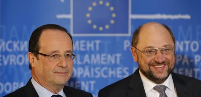 """Hollande defiende la intervenci�n en Mali porque """"no hab�a tiempo que perder"""""""