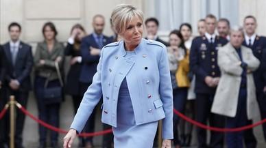 Els francesos no estimen (tant) Brigitte Macron
