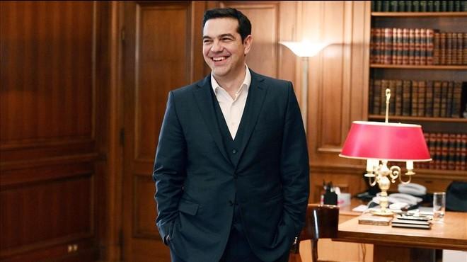 Tsipras, un any de lluita