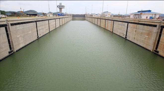 La magnitud del Canal de Panamà