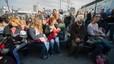 """Miles de mujeres reivindican la lactancia con un """"piquetetazo"""", en Argentina"""