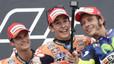 Márquez guanya com un campió i esgarrapa 9 punts a Rossi