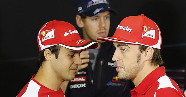 """Alonso: """"En Brasil no tengo nada que perder"""""""