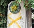 El monumento a Companys en Tornabous sufre un nuevo ataque