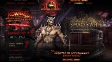 'Mortal Kombat' ya tiene sitio oficial