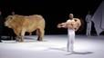 Castellucci impone su toreo dramat�rgico en el Real