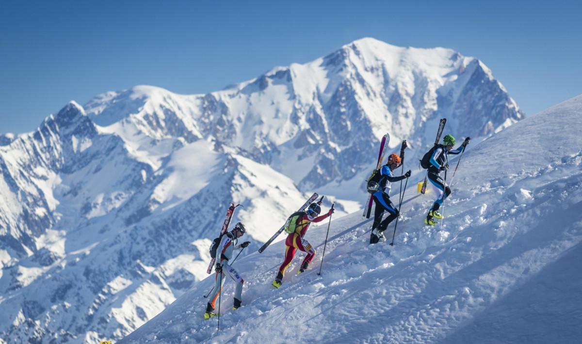La Pierra Menta, la cita més emblemàtica de l'esquí de muntanya